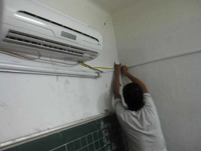 Sửa điều hòa tại nhà