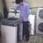 Sửa máy giặt không vắt, không giặt