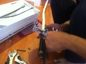 thợ sửa chữa điều hòa