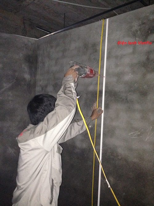 Sửa điện nước tại Ba Đình