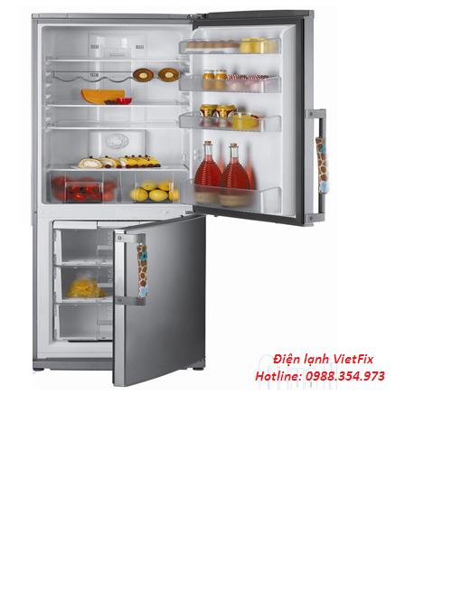 Sửa tủ lạnh chuyên nghiệp tại nhà