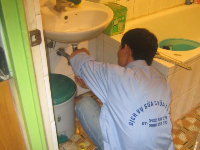 Sửa chữa, lắp đặt hệ thống nước