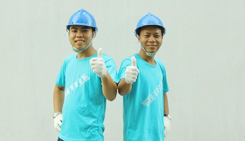 Thợ sửa điện nước của suachuadandung.com