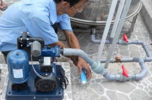 Bí quyết lắp đặt máy bơm nước an toàn và hiệu quả