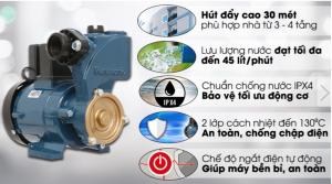 Hướng dẫn chọn mua máy bơm nước cho gia đình